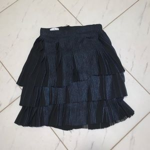 Little remix ruffled skirt